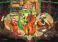 New Orleans Jazz Christmas